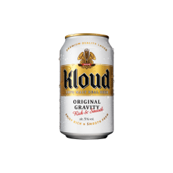 Kloud Original Gravity Beer Can 330ml