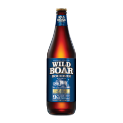 Wild Boar Bourbon and Cola 640ml