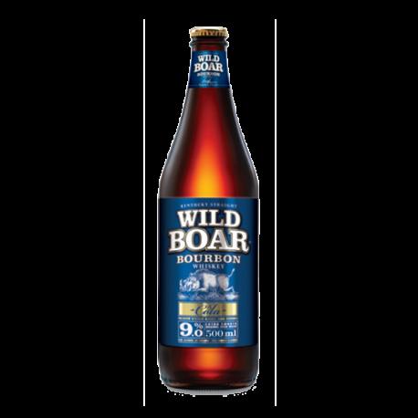 Wild Boar Bourbon and Cola 640ml