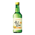 Good Day Soju Color Yellow Citron