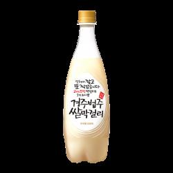 Gyeongju Makgeolli (Rice Wine)