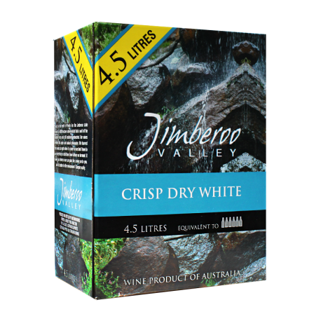 Jimberoo Valley Crisp Dry White 4.5L