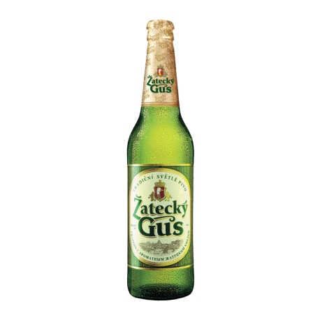 Zatecky Gus Svetly 500ml