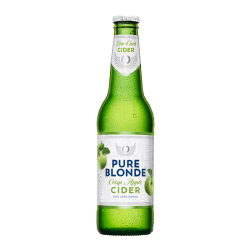 Pure Blonde Crisp Apple Cider Bottle 355ml