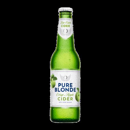 Pure Blonde Crisp Apple Cider Bottle 355ml
