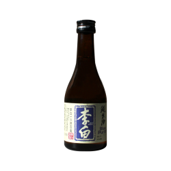 Rihaku Junmaishu Blue Purity 300ml
