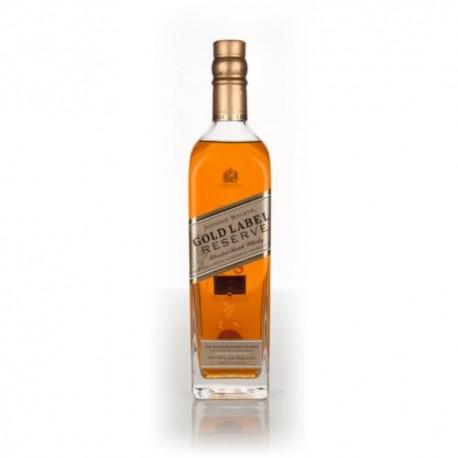 Johnnie Walker Gold Reserve Blended Scotch Whisky 200ml