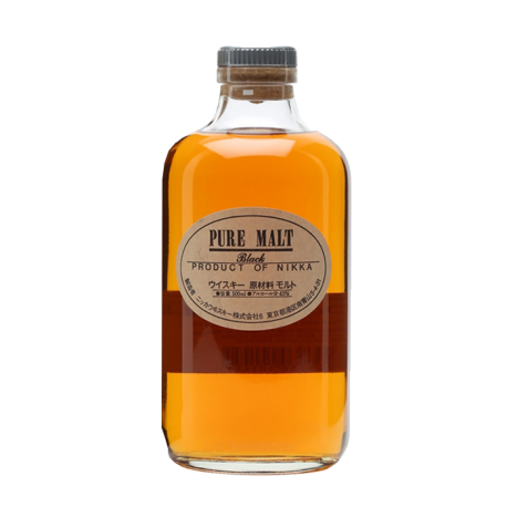 Nikka Pure Malt Black 43% 500ml
