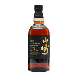 The Yamazaki Single Malt Aged 18 years 700ml