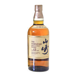 The Yamazaki Single Malt Aged 12 years 700ml