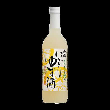 Hakutsuru Nigori Yuzu 10.9% 720ml
