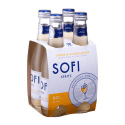 SOFI Spritz Lemon & Elderflower 250ml