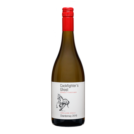 Cockfighter's Ghost Single Vineyard Chardonnay 750ml