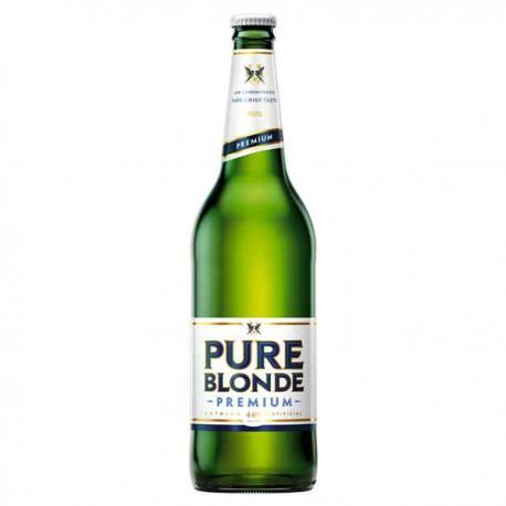 Pure Blonde Longneck