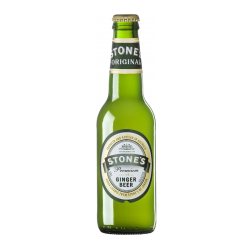Stone's Premium Ginger Beer
