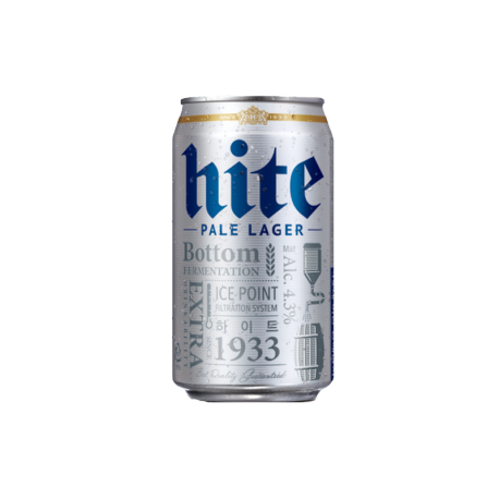 HiteJinro Hite - Pale Lager