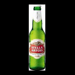 Stella Artois Bottles