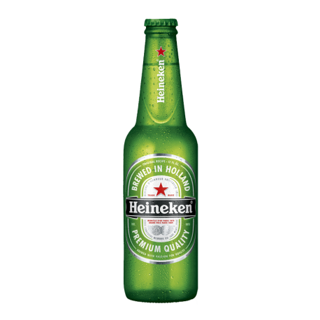 Heineken Lager Stubbies