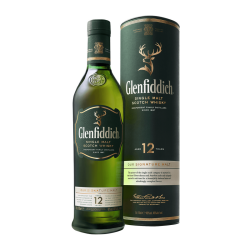 Glenfiddich 12 Year Old 700ml