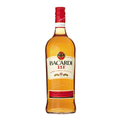 Bacardi 151° Rum 750mL