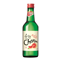 Cham Soju Fruit Cocktail Grapefruit