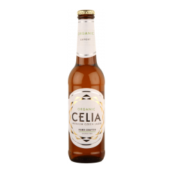 Celia Organic Premium Czech Lager