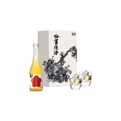 Gift Set - Maesilwonju Gift set No2 (Plum with Honey)