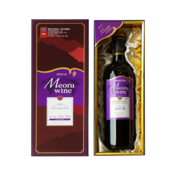 Gift Set - Meoru wine (wild grapes wine)
