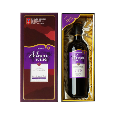 Gift Set - Meoru wine (wild grapes wine)