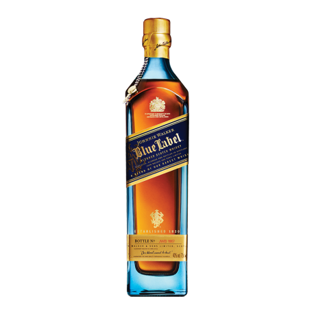 Johnnie Walker Blue Label  Blended Scotch Whisky