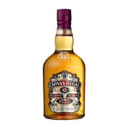 Chivas Regal Aged 12 Years