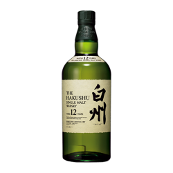 The Hakushu 12 years old 700ml