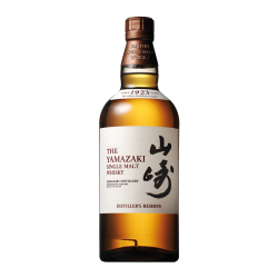 The Yamazaki Distiller's Reserve Single Malt Whisky 700ml