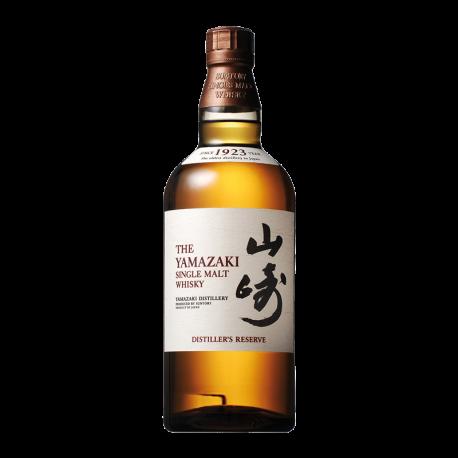 The Yamazaki Distiller's Reserve Single Malt Whisky