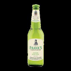 Frank's Summer Pear Cider