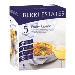 Berri Estates Fruity Gordo