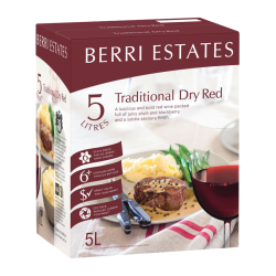 Berri Estates Traditional Dry Red