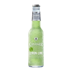 Vodka Cruiser Zesty Lemon-Lime 275ml