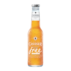 Vodka Cruiser Sugar Free Peach & Mango 275ml