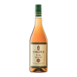 St Agnes V.S Brandy 700ml