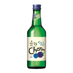 Cham Soju Fruit Cocktail Blueberry