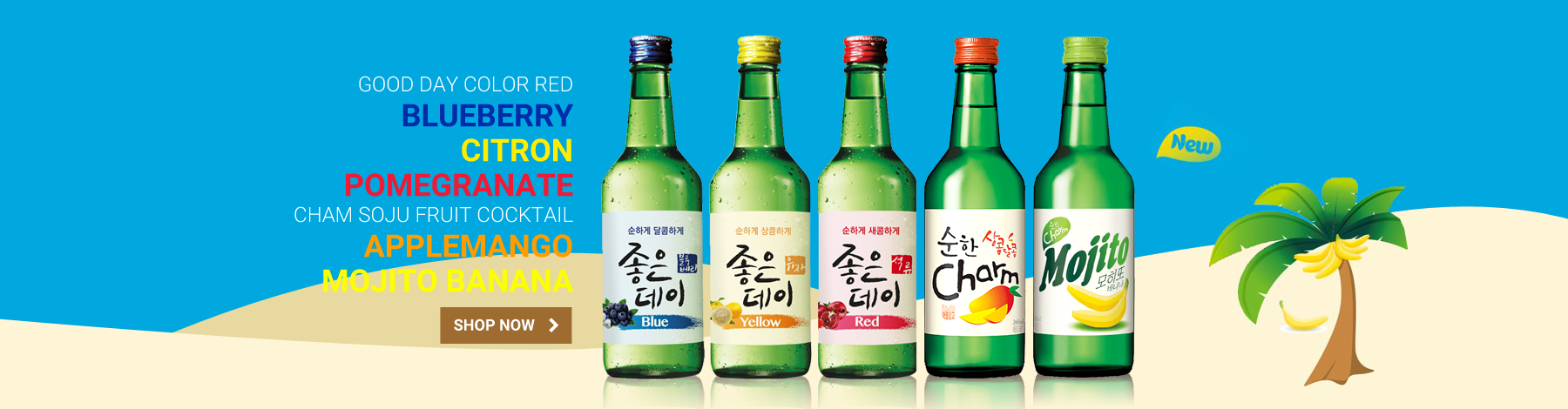 New Fruit Soju