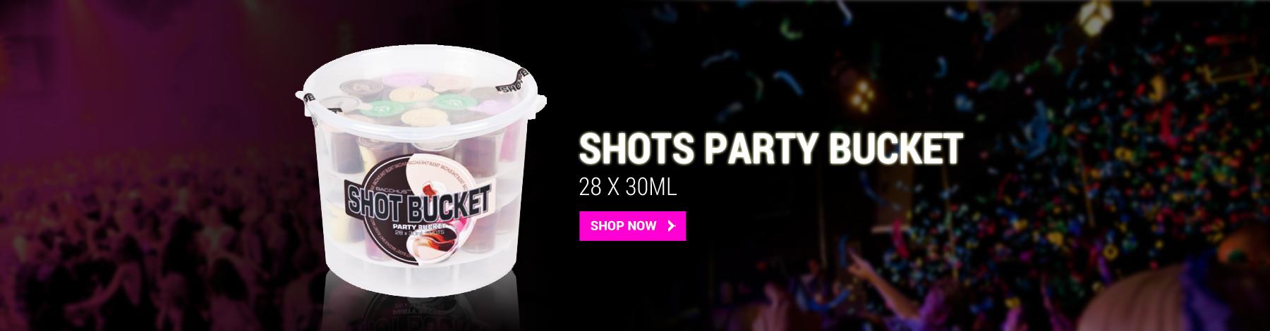 Shout Bucket