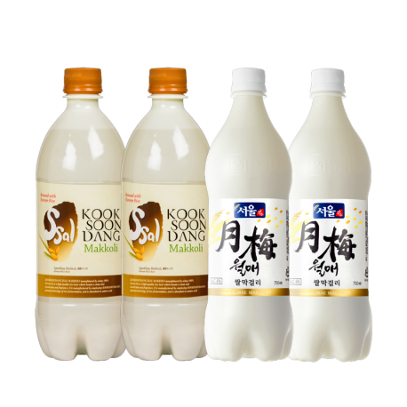 Makgeolli Original Pack Rice Wine Just Liquor Cellars