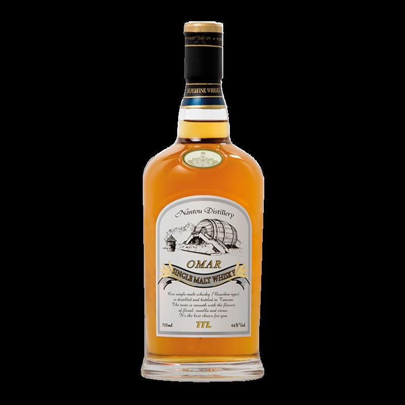Omar single malt whisky